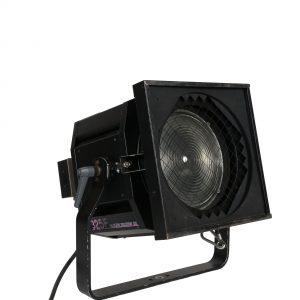 Projecteur à lentille Fresnel