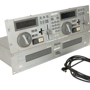 DOUBLE LECTEUR CD POWER CDP-7000