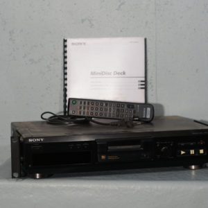 Lecteur MD SONY MDS-JE330